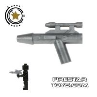 Product shot The Little Arms Shop - Fleet Blaster - Silver