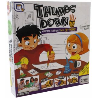 Product shot Thumbs Down Game