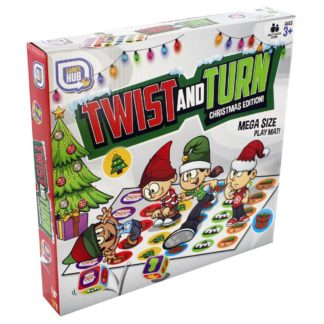 Product shot Twist And Turn Mega Size Christmas Edition Game
