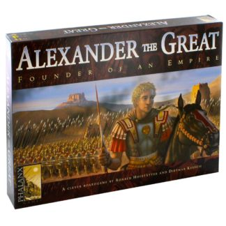 Product shot Alexander The Great Strategy Board Game