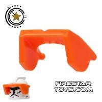 Product shot Arealight - Phase I Sun Visor - Orange