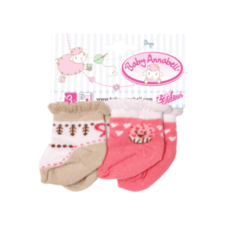 Baby Annabell Socks (Styles Vary)