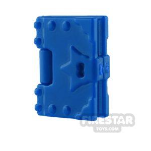 Product shot BrickWarriors - Spell Book - Blue