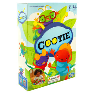 Product shot Cootie Game