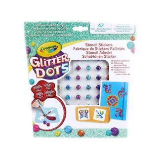 Crayola Glitter Dots Stencils