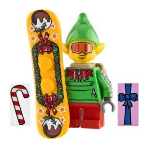 Product shot Custom Design Mini Figure Halfpipe the Elf