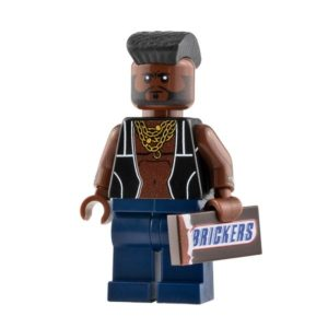 Product shot Custom Design Mini Figure - The Jewellery Man