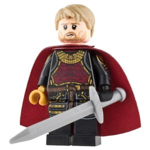 Product shot Custom Design Mini Figure - The Kingslayer
