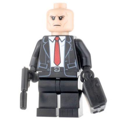 Product shot Custom Design Minifigure Brickman 47