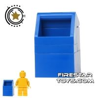 Product shot Custom Mini Set - Bin - Blue