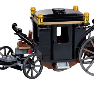 Product shot Custom Mini Set - Harry Potter - Thestral Carriage