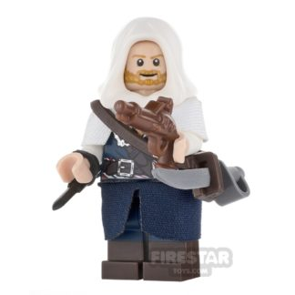 Product shot Custom Minifigure Edward Kenway