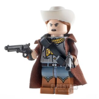 Product shot Custom Minifigure Red Dead Redemption 2 Sadie Adler