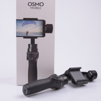 DJI Osmo Mobile Handheld Gimbal Stabilizer for Smartphones - Black