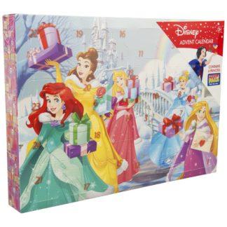 Product shot Disney Princess Puzzle Pals Advent Calendar