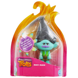 Product shot Dreamworks Trolls Toy Figure - Branch