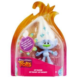 Product shot Dreamworks Trolls Toy Figure - Guy Diamond