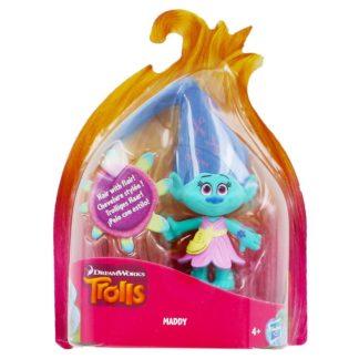 Product shot Dreamworks Trolls Toy Figure - Maddy
