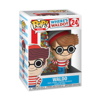 Funko Pop! Books: Where's Waldo - Waldo