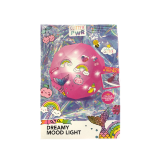 Glitter PWR Design Your Own Dreamy Mood Light
