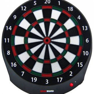 Gran Board dash Bluetooth Electronic Dartboard (2017 New Edition) - Green