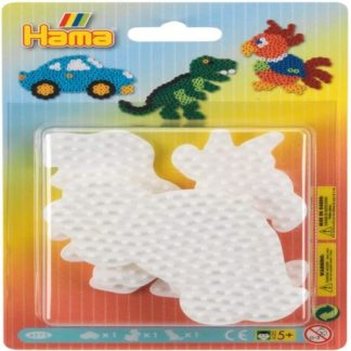"""Hama Beads Small Car"