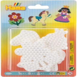 """Hama Beads Small Flower"
