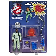 Hasbro Ghostbusters Kenner Classics Winston Zeddemore and Chomper Ghost Retro Action Figure
