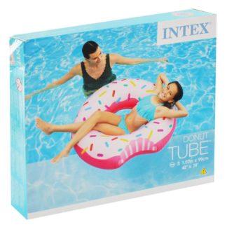 Product shot Intex Inflatable Doughnut Tube Pool Float