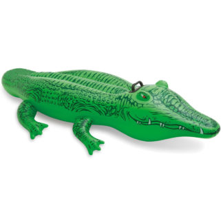 Product shot Intex Inflatable Ride On Alligator