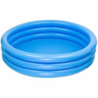Product shot Intex Inflatable Three Ring Paddling Pool