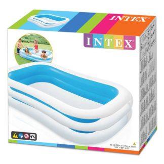 Product shot Intex Swim Centre Family Paddling Pool - Over 8Ft