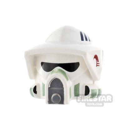 Product shot LEGO SW ARF Trooper Helmet