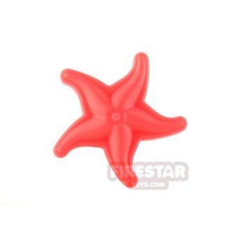 Product shot LEGO Animals Minifigure Starfish