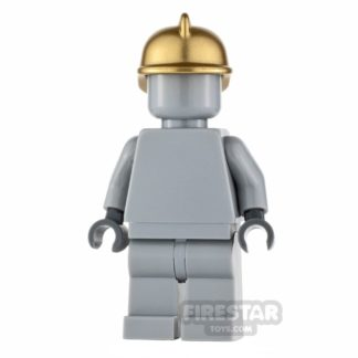 Product shot LEGO City Minifigure Firefighter Statue