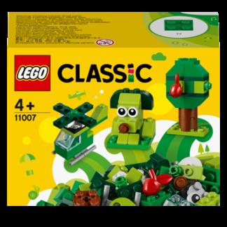 LEGO Classic Creative Green Bricks - 11007