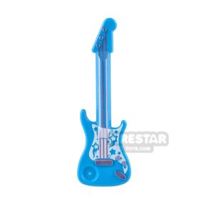 Product shot LEGO Electric Guitar with Stars