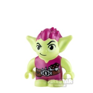 Product shot LEGO Elves Minifigure Roblin