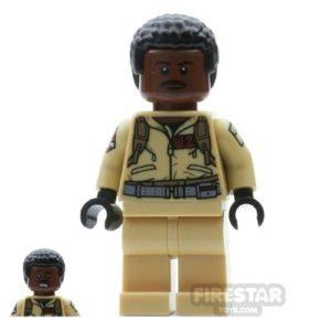 Product shot LEGO Ghostbusters Mini Figure - Winston Zeddemore