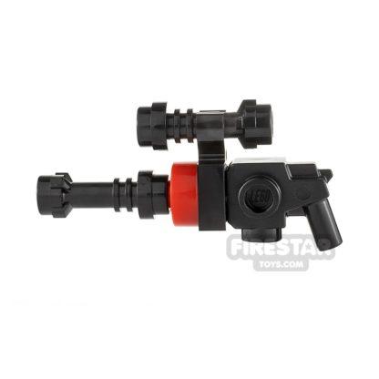 Product shot LEGO Gun Widows Kiss Rifle