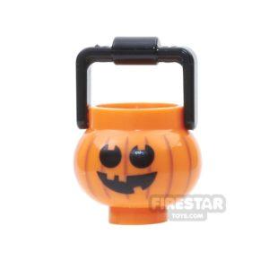 Product shot LEGO - Halloween Pumpkin Basket - Round Eyes