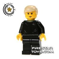 Product shot LEGO Harry Potter Mini Figure -  Draco Malfoy Black Jumper