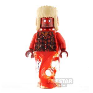 Product shot LEGO Hidden Side Minifigure Axel Chops