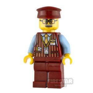 Product shot LEGO Hidden Side Minifigure Chuck