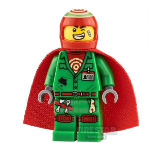 Product shot LEGO Hidden Side Minifigure El Fuego