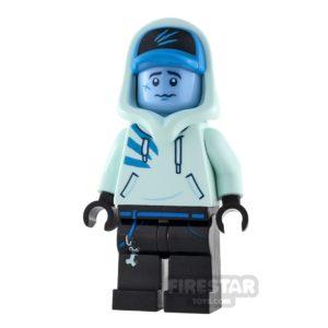 Product shot LEGO Hidden Side Minifigure Jack Davids