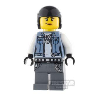 Product shot LEGO Hidden Side Minifigure Joey