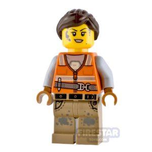 Product shot LEGO Hidden Side Minifigure Nanna