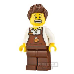 Product shot LEGO Hidden Side Minifigure Rocky
