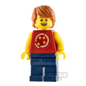 Product shot LEGO Hidden Side Minifigure Chef Enzo